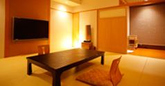 露天風呂付き客室 ―10畳近代和風調―