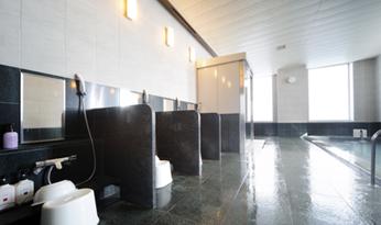 宿泊者専用大浴場 SPA悠月